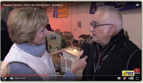 Passion Santons, Salon des Santonniers – Provence 2016
